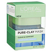L'Oreal Paris Pure Clay Mask Clear & Comfort