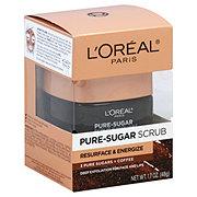 L'Oreal Paris Pure-Sugar Resurface & Energize Coffee Scrub