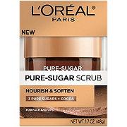 L'Oreal Paris Pure Sugar Scrub Nourish & Soften