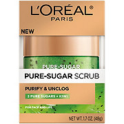 L'Oreal Paris Pure Sugar Scrub Purify & Unclog