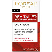 L'Oreal Paris RevitaLift Anti-Wrinkle + Firming Eye Cream Moisturizer
