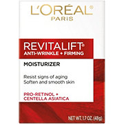 L'Oreal Paris RevitaLift Anti-Wrinkle + Firming Face/Neck Contour Cream Moisturizer