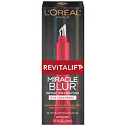 L'Oreal Paris RevitaLift Miracle Blur Instant Eye Smoother Eye Treatment