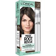 L'Oreal Paris Root Rescue 4 Dark Brown Shade Permanent Hair Color Level 3