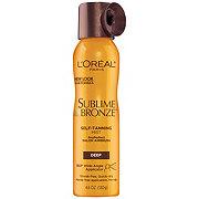 L'Oreal Paris Sublime Bronze Self-Tanning ProPerfect Salon Airbrush Deep Natural Tan