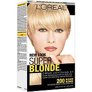 L'Oreal Paris Super Blonde Bleach Blonde Creme Lightening Kit