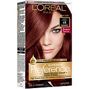 L'Oreal Paris Superior Preference 4R Dark Auburn Warmer Permanent Color