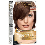 L'Oreal Paris Superior Preference 5-1/2AM Medium Copper Brown Warmer Fade-Defying Color and Shine System