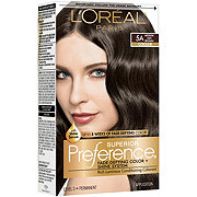 L'Oreal Paris Superior Preference 5A Medium Ash Brown Cooler Permanent Color