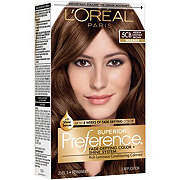 L'Oreal Paris Superior Preference 5CB Warmer Medium Chestnut Brown Permanent Haircolor