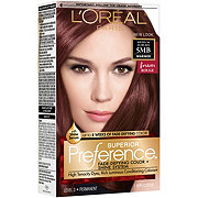 L'Oreal Paris Superior Preference 5MB Medium Auburn Warmer Hair Color