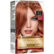 L'Oreal Paris Superior Preference 7LA Lightest Auburn Warmer Permanent Haircolor