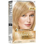 L'Oreal Paris Superior Preference 9G Light Golden Blonde Warmer