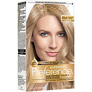 L'Oreal Paris Superior Preference Permanent Hair Color, 8.5A Champagne Blonde