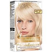 L'Oreal Paris Superior Preference Permanent Hair Color, LB01 Extra Light Ash Blonde