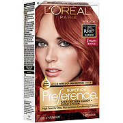 L'Oreal Paris Superior Preference RR07 Intense Red Copper Warmer Permanent Color