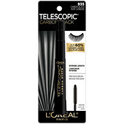 L'Oreal Paris Telescopic Original Lengthening Mascara, Carbon Black