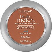 L'Oreal Paris True Match Cool Nut Brown Super-Blendable Powder