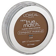 L'Oreal Paris True Match Cool Soft Sable Super-Blendable Compact Makeup