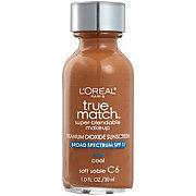 L'Oreal Paris True Match Cool Soft Sable Super-Blendable Makeup
