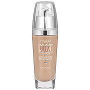 L'Oreal Paris True Match Lumi Healthy Luminous Makeup, Creamy Natural