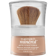 L'Oreal Paris True Match Naturale Natural Buff Gentle Mineral Makeup