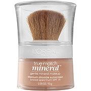 L'Oreal Paris True Match Naturale Nude Beige Gentle Mineral Makeup