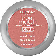 L'Oreal Paris True Match Neutral Apricot Kiss Super-Blendable Blush
