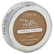 L'Oreal Paris True Match Neutral Buff Beige N4 Super-Blendable Compact Makeup
