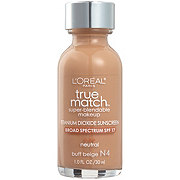 L'Oreal Paris True Match Neutral Buff Beige Super-Blendable Makeup