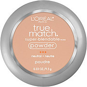 L'Oreal Paris True Match Neutral Buff Beige Super-Blendable Powder