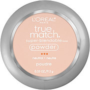 L'Oreal Paris True Match Neutral Classic Ivory Super-Blendable Powder