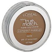 L'Oreal Paris True Match Neutral Honey Beige Super-Blendable Compact Makeup