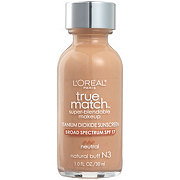 L'Oreal Paris True Match Neutral Natural Buff Super-Blendable Makeup