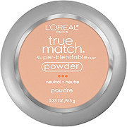 L'Oreal Paris True Match Neutral Natural Buff Super-Blendable Powder