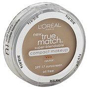L'Oreal Paris True Match Neutral Soft Ivory Super-Blendable Compact Makeup