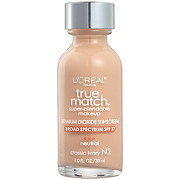L'Oreal Paris True Match Super-Blendable Foundation, Classic Ivory