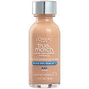 L'Oreal Paris True Match Super-Blendable Foundation, Creamy Natural