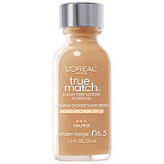 L'Oreal Paris True Match Super-Blendable Foundation, Golden Beige
