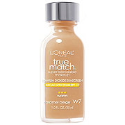 L'Oreal Paris True Match Warm Caramel Beige Super-Blendable Makeup