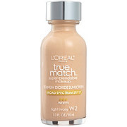 L'Oreal Paris True Match Warm Light Ivory Super Blendable Makeup