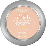 L'Oreal Paris True Match Warm Light Ivory Super-Blendable Powder