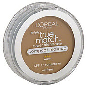 L'Oreal Paris True Match Warm Natural Beige Super-Blendable Compact Makeup