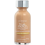 L'Oreal Paris True Match Warm Natural Beige Super-Blendable Makeup