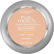 L'Oreal Paris True Match Warm Nude Beige Super-Blendable Powder