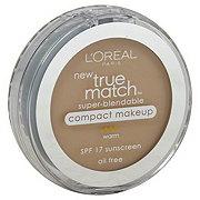 L'Oreal Paris True Match Warm Porcelain Super-Blendable Compact Makeup