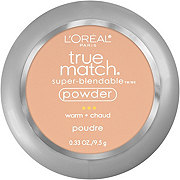 L'Oreal Paris True Match Warm Sand Beige Super-Blendable Powder