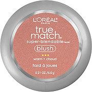 L'Oreal Paris True Match Warm Subtle Sable Super-Blendable Blush