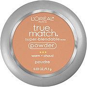 L'Oreal Paris True Match Warm Suntan Super-Blendable Powder