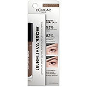 L'Oreal Paris Unbelieva-Brow Gel Waterproof Brunette